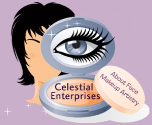 Logo for Celestial Enterprises.com owned by Celestine McGee