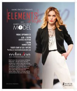 Featured Promotion of the Finale Fashion Show