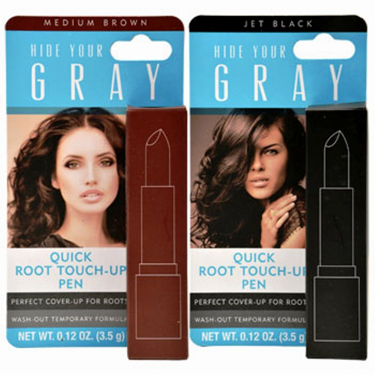 Get rid of unwanted gray hair with the Quick Root Touch-up pen ...