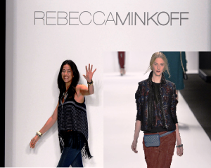 Image of Rebecca Minkoff and Fashion Show