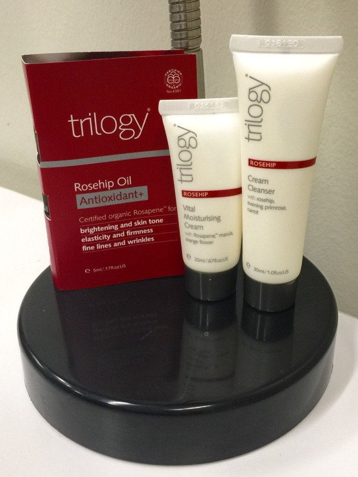 Natural cosmetics: Trilogy Age-Proof Skin