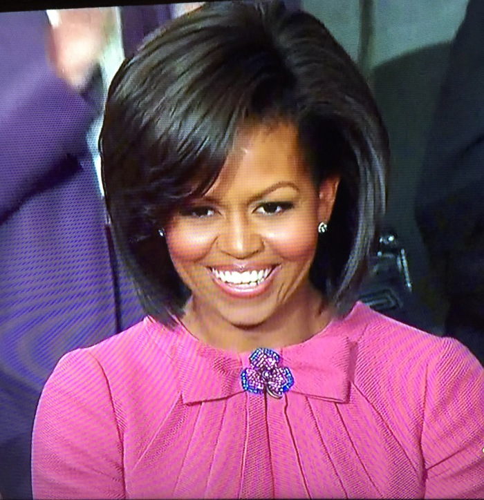 First Lady Michelle Obama: A Women of class, grace, intelligence and beauty
