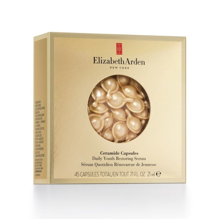 Iconic Ceramide Capsules relaunch after 25 years!